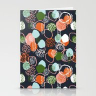 Stationery Cards featuring Jonlee - Abstract Painti… by CharlotteWinter