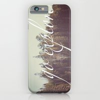 iPhone & iPod Case featuring Go Explore  by Ashley Gratton