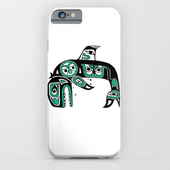Native American Orca iPhone & iPod Case