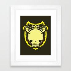 防牌 SHIELD Framed Art Print