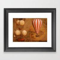 Bygone Era Framed Art Print