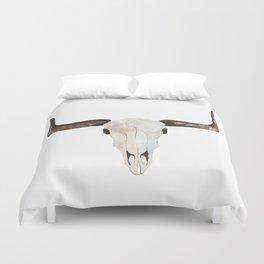 Duvet Cover - Animal Skull - Marissa Yunque