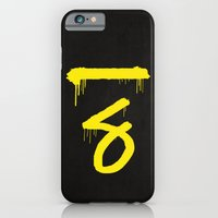 iPhone & iPod Case featuring No. 7. Dead Man by F. C. Brooks
