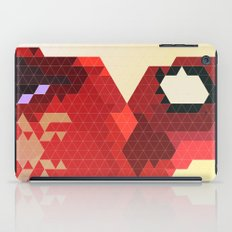 Geometric Spider-Man iPad Case