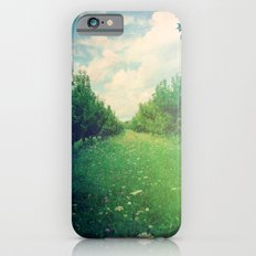 Apple Orchard in Spring Slim Case iPhone 6s