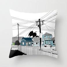 Carrington  Throw Pillow