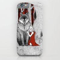 The Wolf & I iPhone 6 Slim Case