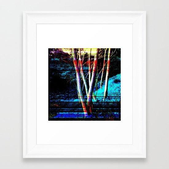 TRIZ Framed Art Print