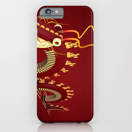 Dragon - Fire iPhone & iPod Case