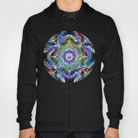 Mandala Psychedelic Art … Hoody