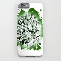 TMNT Redo iPhone 6 Slim Case