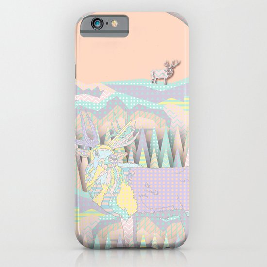 Deer Forest iPhone & iPod Case