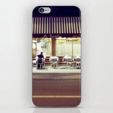 Paris by Night IV iPhone & iPod Skin