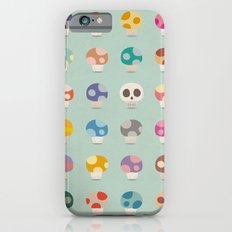 How to Tell Poison Mushrooms iPhone 6s Slim Case