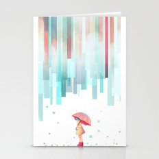 Rainy Day Stationery Cards