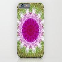 Thistle Mandala iPhone 6 Slim Case