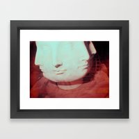 Everywhere All At Once -… Framed Art Print