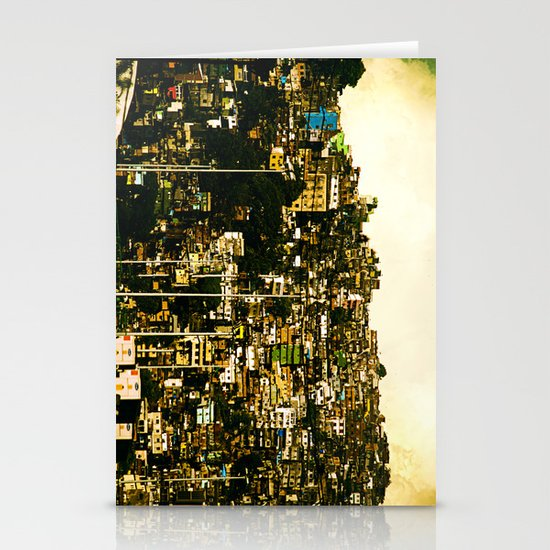 Favela Stationery Card