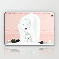 The White Bears and the Tin Soldier Laptop & iPad Skin