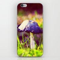 Magic Mushroom iPhone & iPod Skin