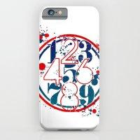 Droppingattitude iPhone 6 Slim Case