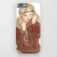 Sweater Season iPhone 6 Slim Case