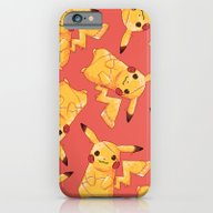Pizzachu iPhone 6 Slim Case