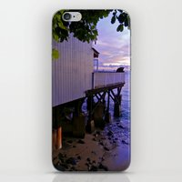 Beach House iPhone & iPod Skin