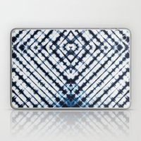 Diamonds Indigo Laptop & iPad Skin