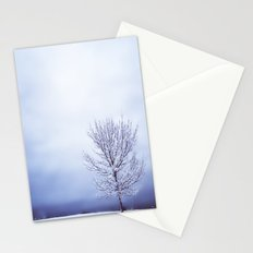 Silver Tree Stationery Cards