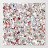 Chameleonic Panelscape J… Canvas Print