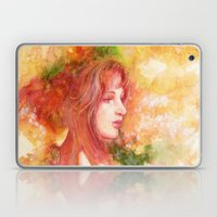 Fall leaves Laptop & iPad Skin