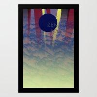 Z+N 2 Art Print