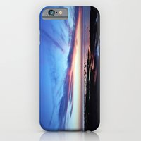 iPhone Cases featuring Arrow Head Sunset on the Sea by Dan By The Sea