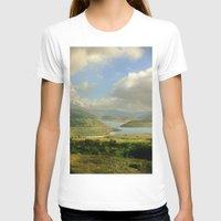 T-shirt featuring Alpine Ranges by Chris' Landscape Images & Designs