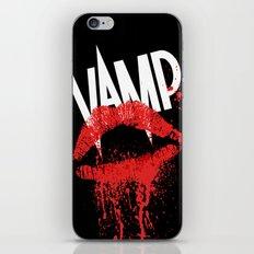 Vamp 86 II iPhone & iPod Skin