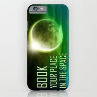 Book your place in the space iPhone 6 Slim Case