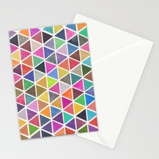 unfolding 1 Stationery Cards