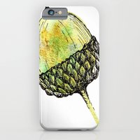 iPhone & iPod Case featuring acorn by katieellen