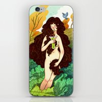 Beautiful Inside and Out iPhone & iPod Skin