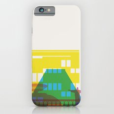 Shapes of Rio. Accurate to scale iPhone 6 Slim Case