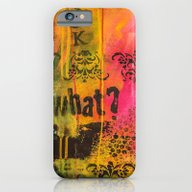 Ask What...? iPhone 6 Slim Case