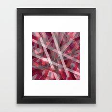 one Framed Art Print