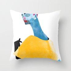 Susan Throw Pillow