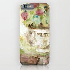 Flowers In the Garden iPhone 6 Slim Case