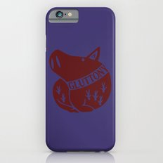 The Boar's Sin of Gluttony iPhone 6 Slim Case