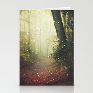 Forest Of Miracles And W… Stationery Cards