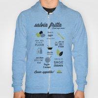 Salvia fritta Hoody