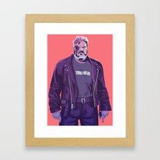 80/90s - Hdr Framed Art Print