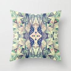 Kaleidoscope II Throw Pillow
